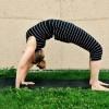 Urdhva Dhanurasana / Rad –  Yoga Übungen mit Samira