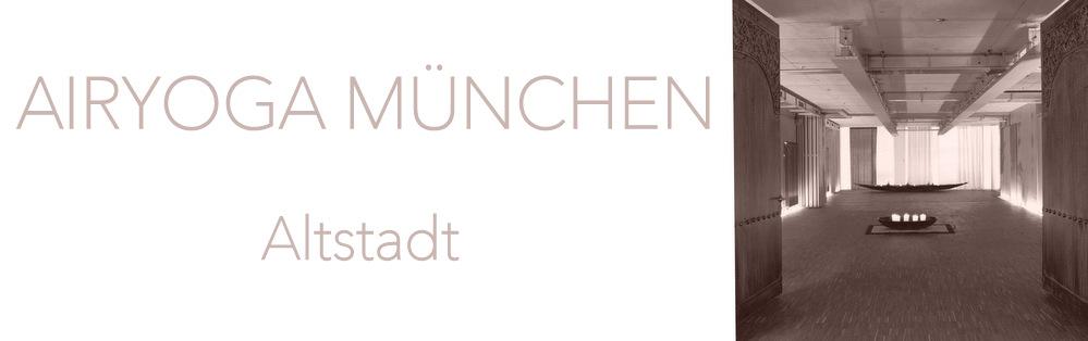 Airyoga, München, Altstadt, Yogastudio, Workshops