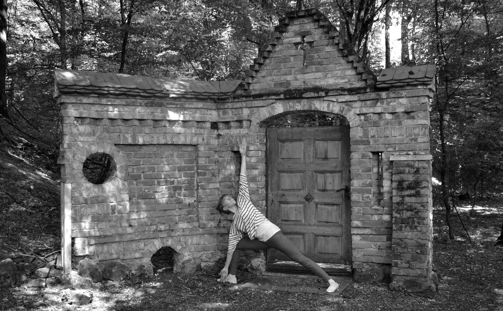 Über Mich, My Yoga Guide, Bérénice