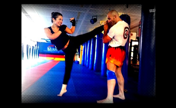 Kickboxen, Kampfsport, body, mind