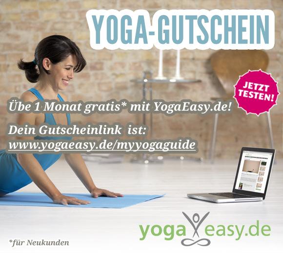 YogaEasy, yogaeasy, online, yoga, video, gutschein, kostenlos
