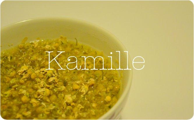 Kamille und Bikram
