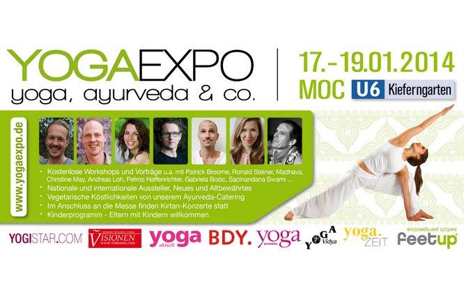 YogaExpo 2014