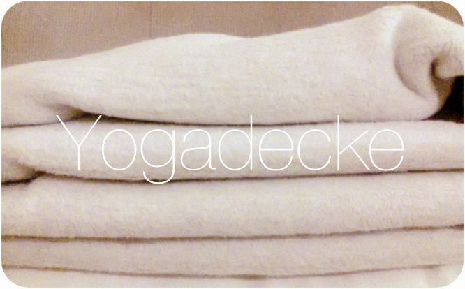 Yogadecke Sale