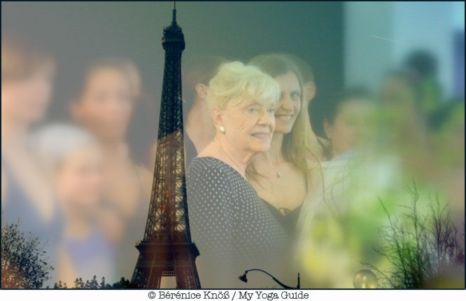 Emmy Cleaves Paris