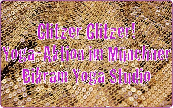 Bikram Yoga Aktion München