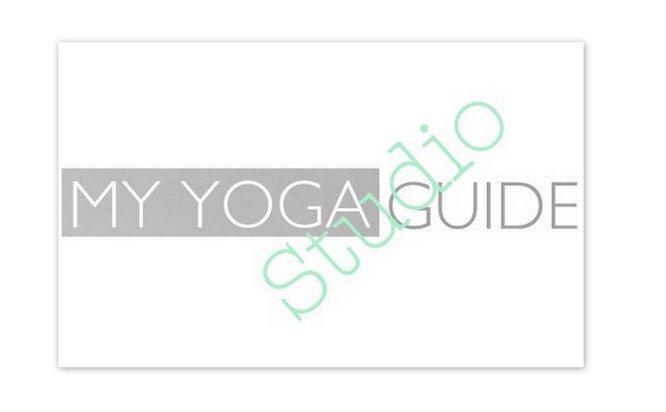 My Yoga Studio Guide