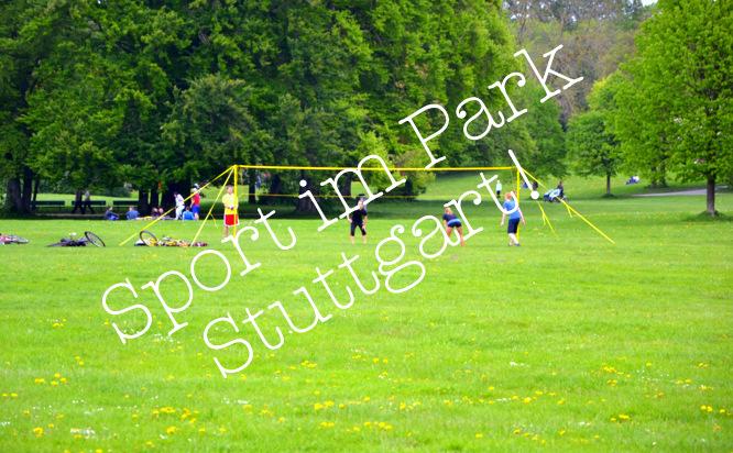 Sport im Park, Stuttgart