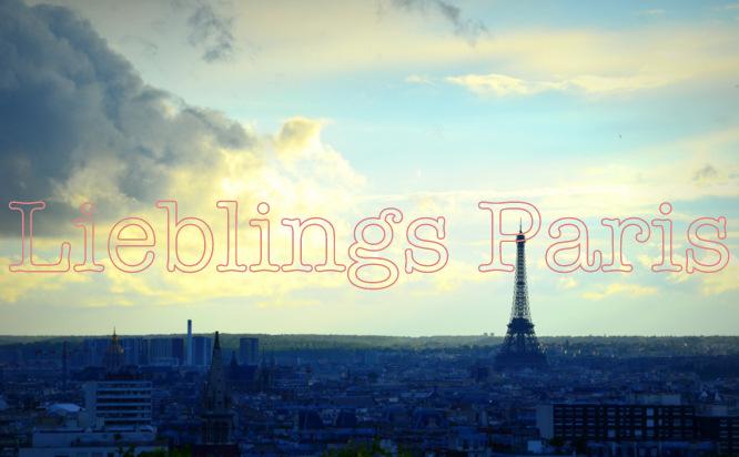 Paris Insider Lieblings Reiseführer Individualisten