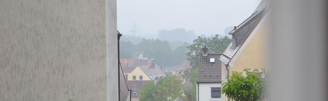 Klapprad & Yogamatte, Radtour, Bayern, Donauwörth