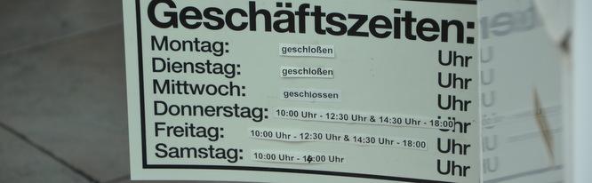 Klapprad & Yogamatte, Radtour, Hessen, Mörfelden, Antiquariat