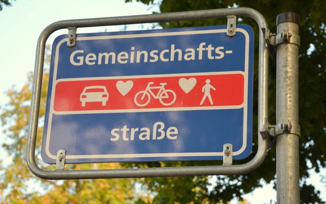 Klapprad & Yogamatte, Radtour, Hessen, Mörfelden