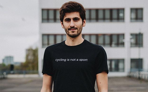 Ahrberg, Fahrrad, Shirt, Fahrradtour, Klapprad & Yogamatte