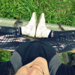 Klapprad & Yogamatte, Radtour, Bayern, OGNX
