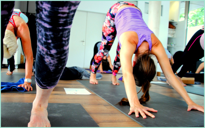 Chakra Clearing Workshop - Yoga am Engel