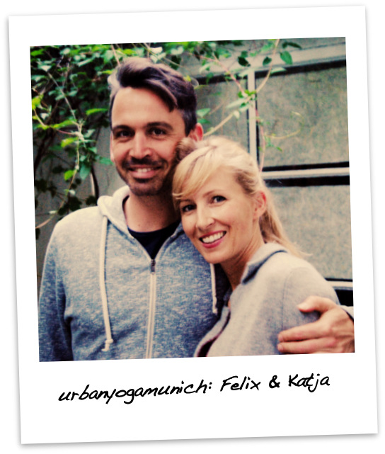 urbanyogamunich Katja & Felix