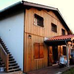 Yogabeachhouse, Biscarosse, Yogastudio, Meer