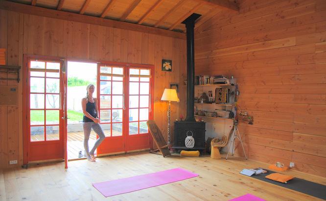 Rachel Hanberry, Yogabeachhouse Biscarosse