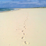 Biscarosse Plage, Yoga, Meer, Strand