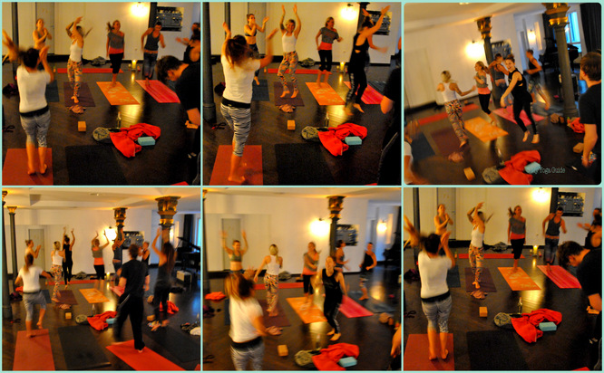 A Day Of Yoga-Workshop- München- Let Go- Detox