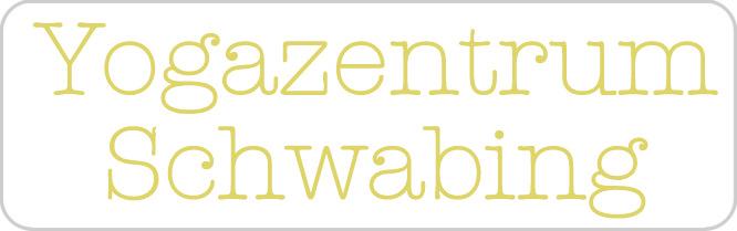 Schriftzug, Titelbild: Yogazentrum Schwabing,, München