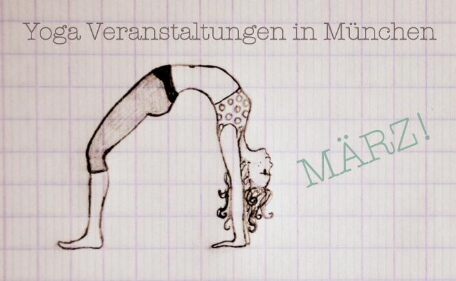 Yoga Veranstaltungen März Meditation