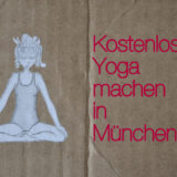 kostenloses Yoga in München, Meditation