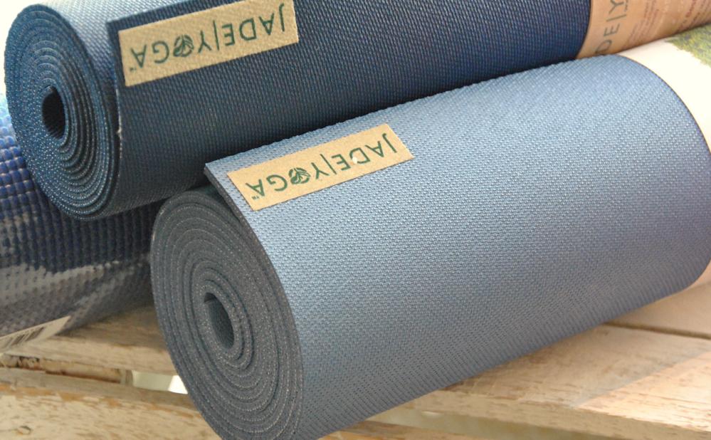 Yogamatten Im Test Jade Travel Mat Www My Yoga Guide De