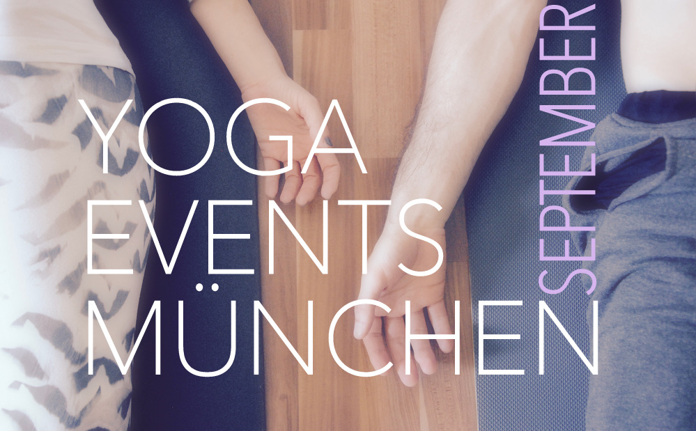 yoga, events, muenchen, workshop, september 2016