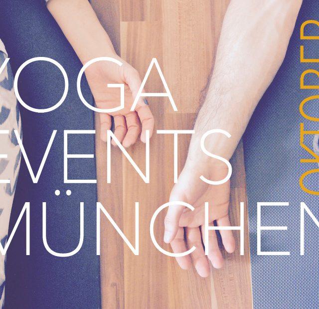 Yoga Events München, Kalender, Workshops