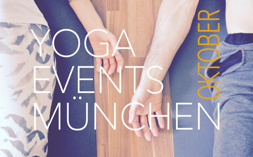 Yoga Events München, Kalender, Workshops