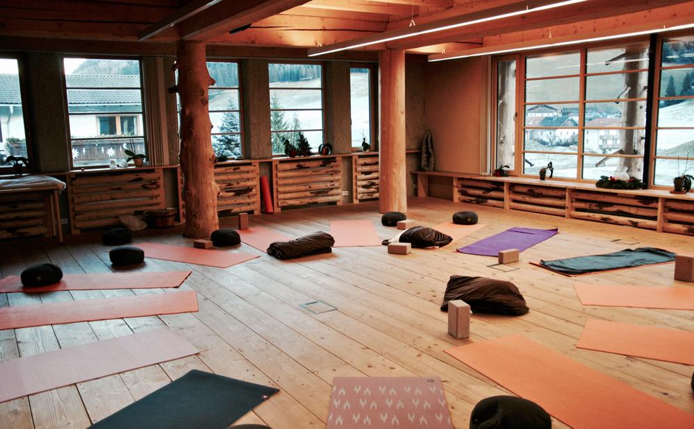 Yoga Retreat, Berge, Meditation
