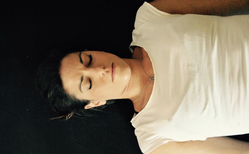 Yoga Übungen, Müdigkeit, Erschöpfung, Savasana