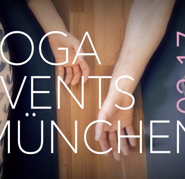 Yoga, Workshops, Events München