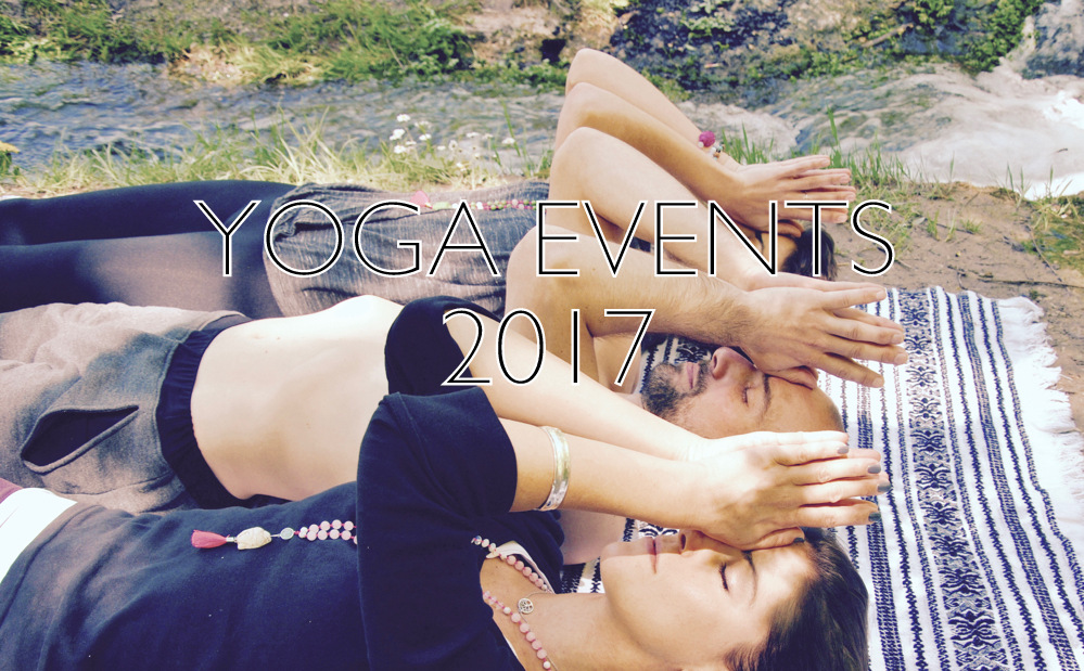 Yoga Events, Messen, festivals, Workshops 2017, Deutschland