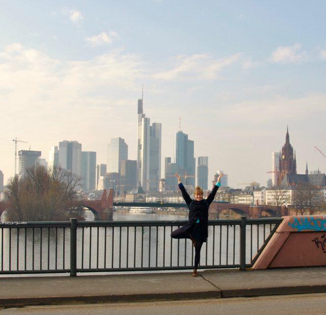 Yoga Studios in Frankfurt, Workshops, Erfahrungsbericht, Balance
