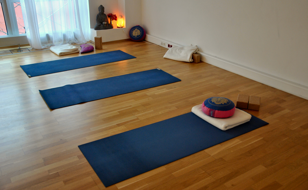 Yoga Studio, Frankfurt, Workshops, Yoga Lotusblume
