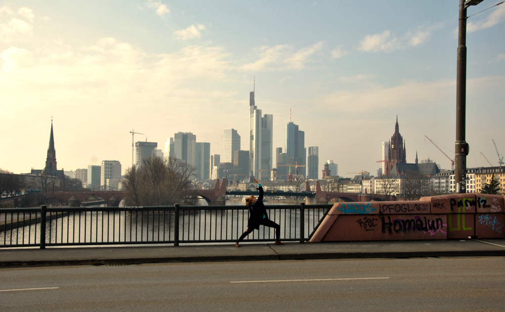 Yoga Studios in Frankfurt, Workshops, Erfahrungsbericht