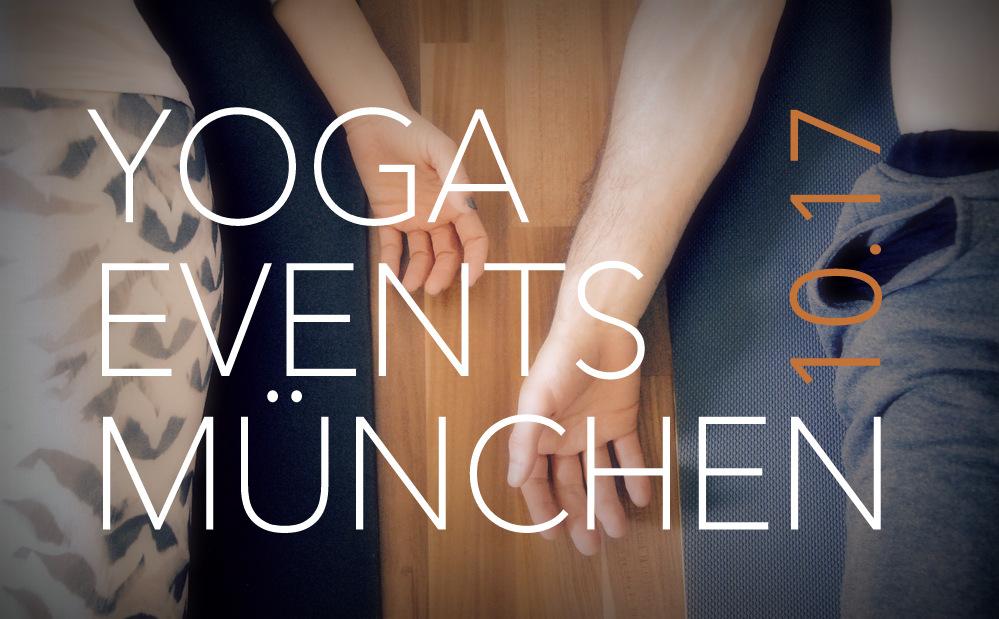Yoga Workshops München