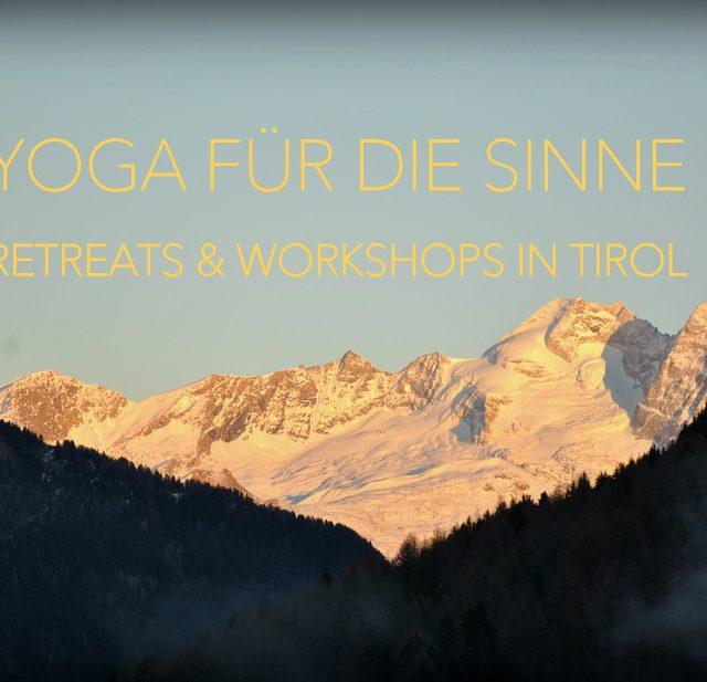 Yoga, Berge, Retreats, Workshops, Richard Söldner, Dieter Winter