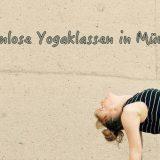kostenlose Yoga Klassen in München