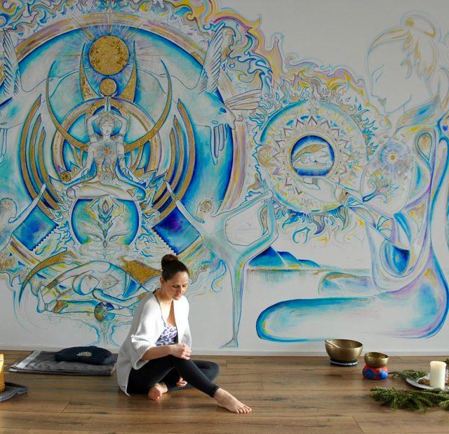 Yoga am Engel, Interview, Manuela Kast, Jivamukti