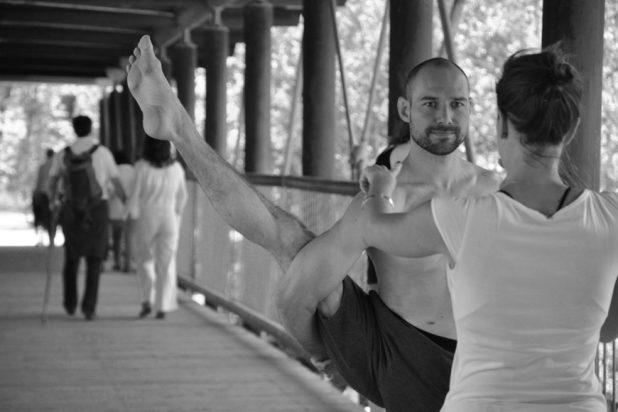 Yoga Fotografie, München, Bérénice