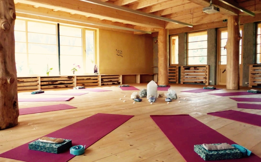 Yoga, Retreat, regional, Deutschland