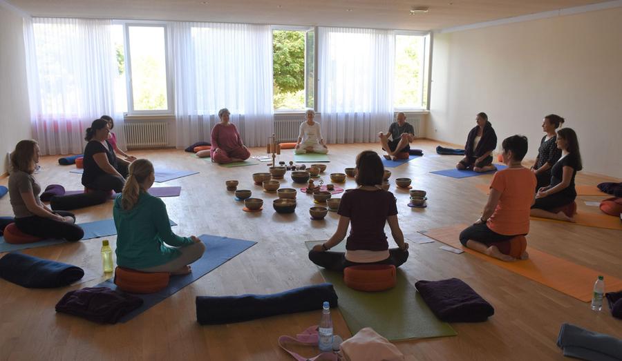 Yoga Retreat, regional, Urlaub, Deutschland