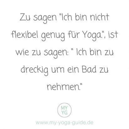 Yoga Zitat, Quote, Inspiration, Motivation