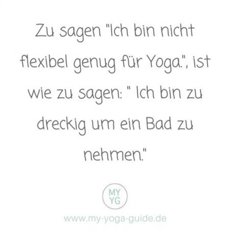 Yoga Zitat, Quote, Inspiration, Motivation