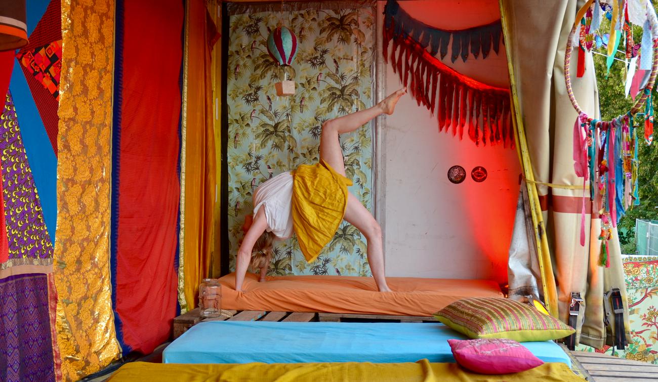 Yoga Klassen, München, Yoga für Boulderer